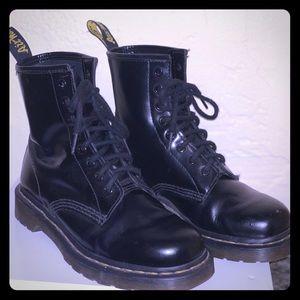 Dr. Martens Airwave Combat Boots